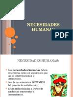 Cuatro Necesidades Humanas