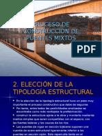 Proceso de Construccion de Puentes Mixtos