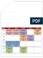 Matricula Utp 2015 - III