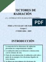 Detector Radiacion