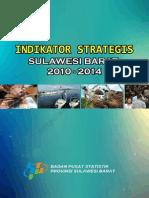 Indikator Strategis Sulawesi Barat 2010 2014
