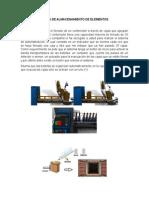 Sistema de Almacenamiento de Elementos