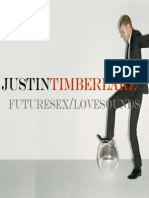 Digital Booklet - FutureSex_LoveSound