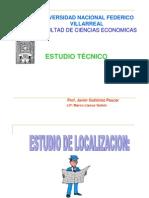 Tema 4 Estudio Te cnico Localizacion