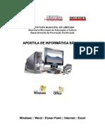 Apostila de Informática (Básica)