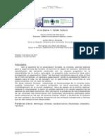 Vivienda y Territorio (Almeida C, Mora J y Dos Reis F)