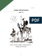 FARPAS QUIXOTESCAS - N. 05