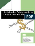 Actividades primarias de la cadena de valor.pdf.docx