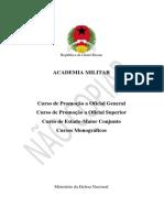 Academia Militar - Volume 8