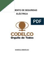 Reglamento de Seguridad Eléctrica Det