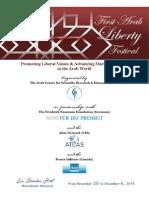 First Arab Liberty Festival Morocco