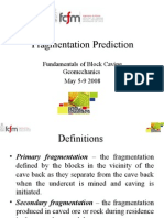 CavingGeomechanics_FragmentationPrediction