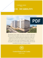 Price Stability - Central Bank of Sri Lanka