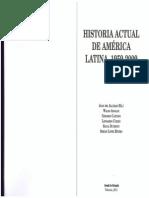 Historia actual de América Latina (1959-2009)