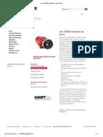 Uvir X5200 Detector de Llama