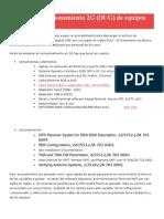 Comisionamiento 2G (DUG) de Equipos RBS