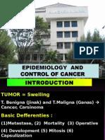 Main Disease (Cancer) -Jan 12
