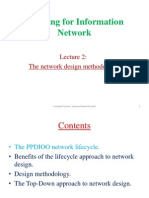 Planning for Information  Network