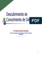 Unidad_1 Conceptos de KDD