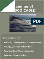 Stranding of Amoco Cadiz