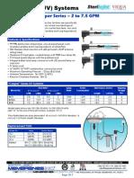 Sterilight Catalog SC Series
