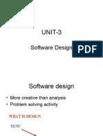 Softwartev Design
