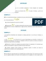 TIPOS DE LIMITES