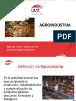 Sesion 2. Agroindustria