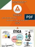 ATPS ÉTICA PROFISSIONAL