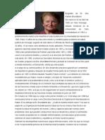 Gro Harlen Brundtland Unidad 1 Elizabeth Rico Flores
