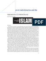 Radical Islam in Latin America and the Caribbean - Evan Ellis
