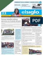Edición Impresa El Siglo 23-09-2015