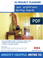 Renew Your Architraves and Skirting Boards