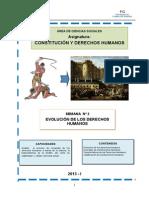 Módulo 2_evolución de Los Derechos Humanos