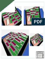 plano de arquitectura 3d