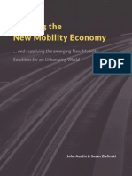 Building the New Mobility Economy