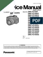 Panasonic Dmc-fz100 Sm