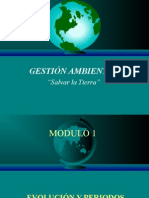 Gestión Ambiental. Modulo 1