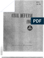 Civil Defense Program (1965)