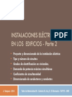 Instalaciones Electricas 2014 Parte2