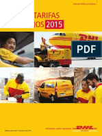 DHL Express Rate Guide Pe Es