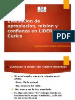 Evaluación de Apropiación, Misión y Confianza