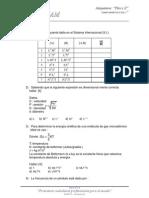 Fisica (II) Taller 1