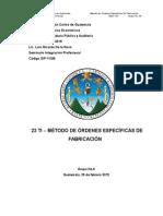 23 TI METODO DE ORDENES ESPECIFICAS DE FABRICACION.doc