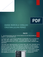 Presentacion rack