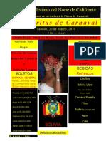 Fiesta de Carnaval 2010