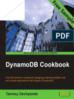 DynamoDB Cookbook - Sample Chapter