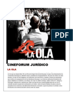 CINEFORUM JURÍDICO 2