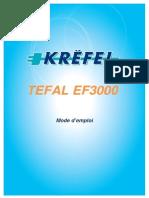 Tefal EF3000