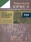 Nuestra Epoca N°8 - Agosto 1966 - Revista Internacional